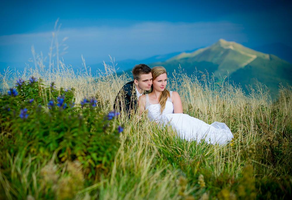 Plener ślubny w Bieszczadach_4