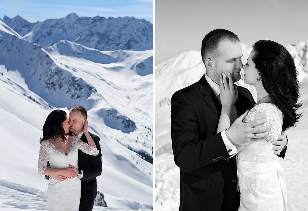 Zimowa-sesja-ślubna-w-Tatra