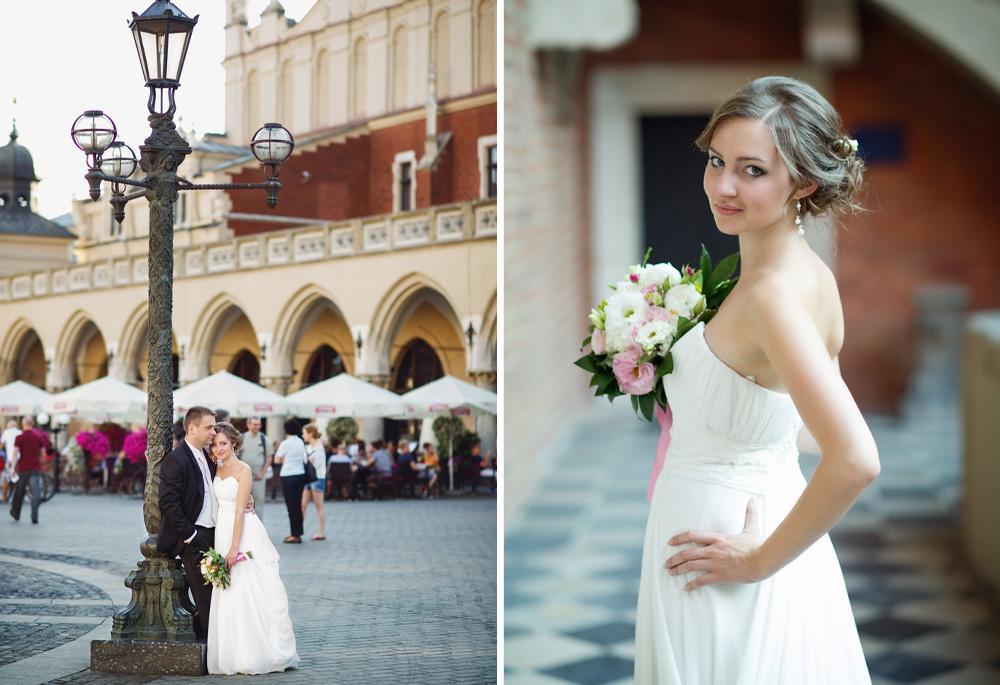 Basia i Łukasz - fotografia ślubna Kraków_1