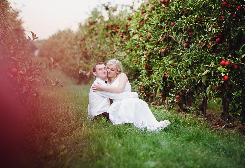 plener ślubny w Krośnie - M&Ł