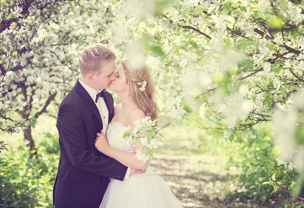 Justyna i Mateusz - fotograf Krosno