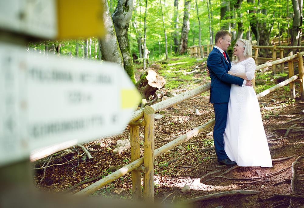 Regina i Olo - zdjecia ślubne w Bieszczadach-5