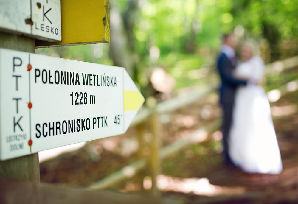 Regina i Olo - zdjecia ślubne w górach