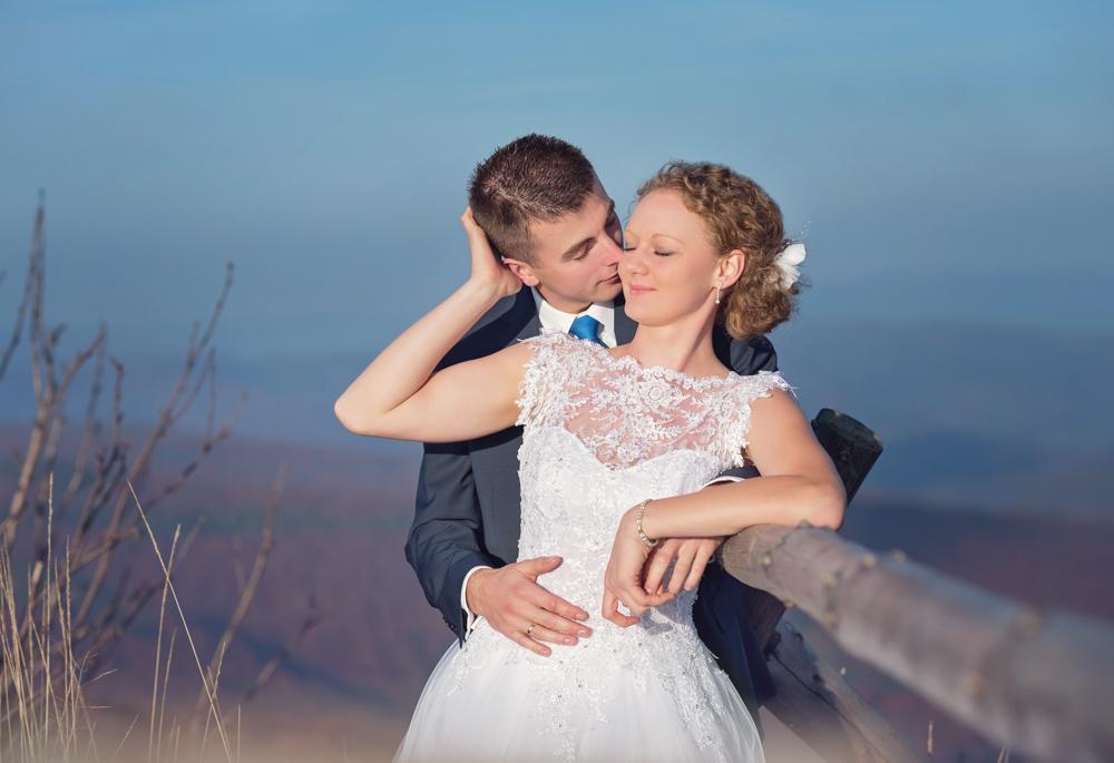 Joanna i Dawid - plener ślubny w Bieszczadach 03