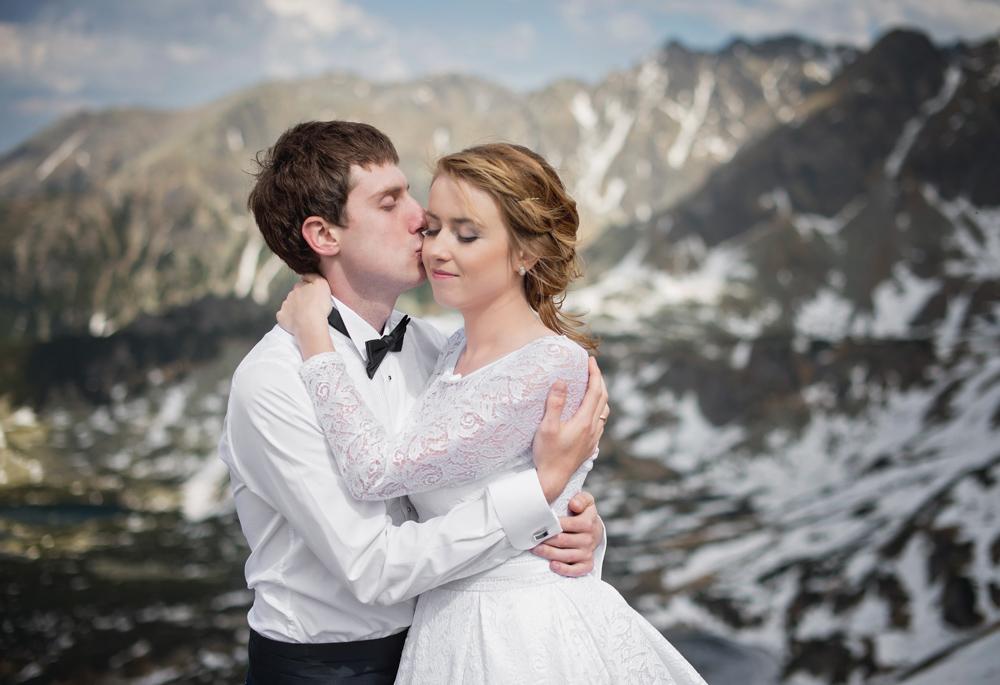 Sesja ślubna w Tatrach - Liliana i Piotr 15