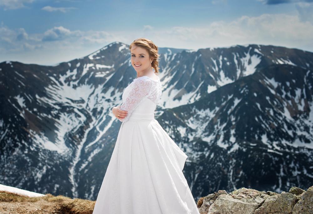 Plener ślubny w Tatrach - Liliana i Piotr 4