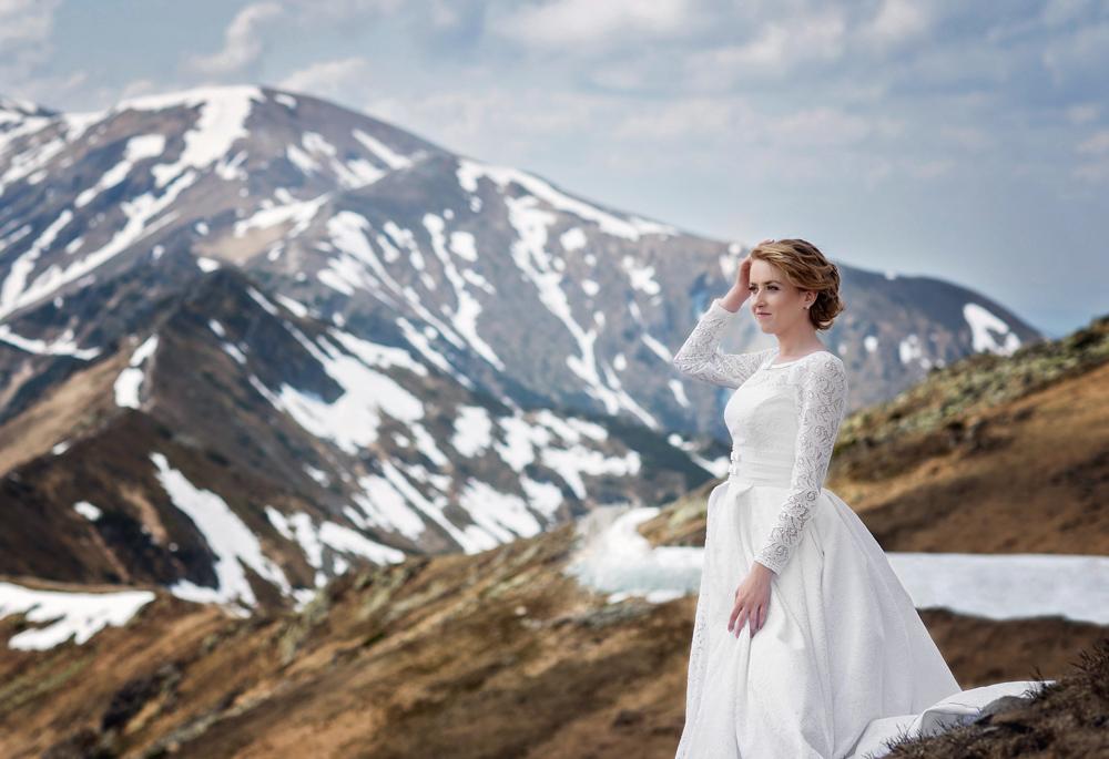 Sesja ślubna w Tatrach - Liliana i Piotr 7