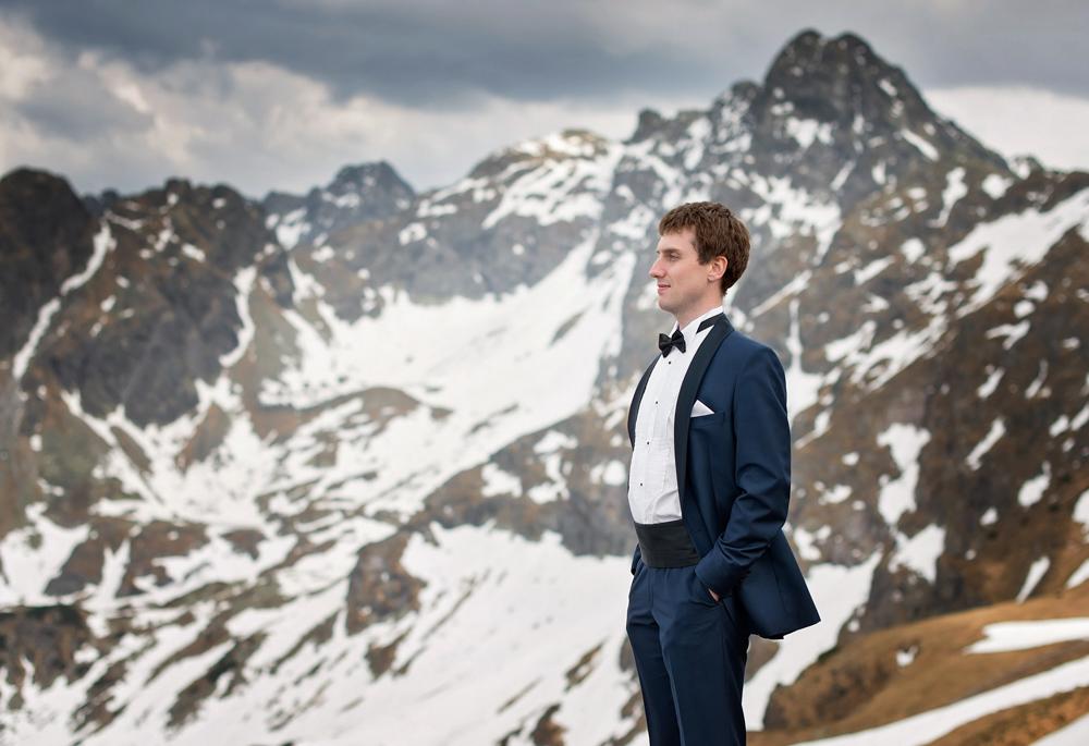 Zdjęcia ślubne w Tatrach - Liliana i Piotr 2