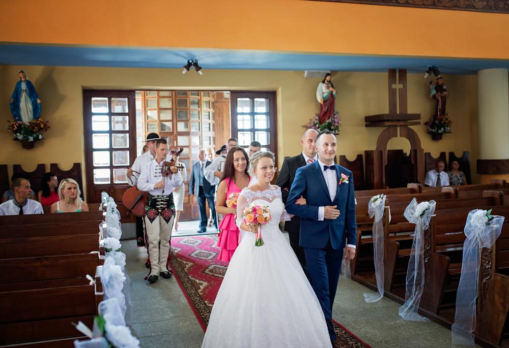 Fotografia ślubna - Klaudia i Mateusz 27