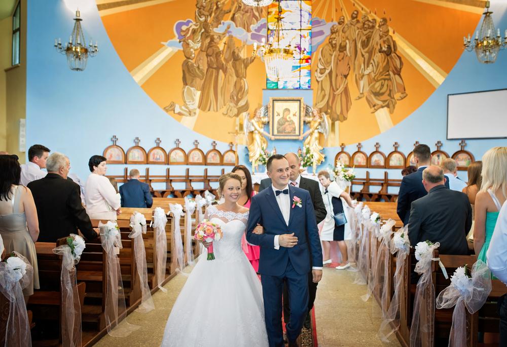 Fotografia ślubna - Klaudia i Mateusz 42