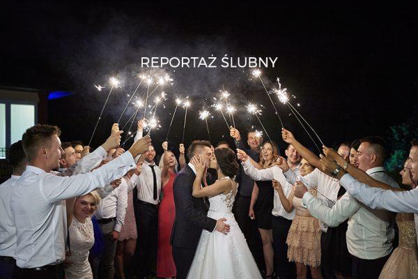 Reportaż ślubny galeria